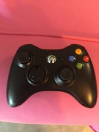 Black xbox 360 game controller wireless Annandale, 22003