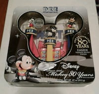 Pez Disney Mickey 80 Years Collection Port Coquitlam, V3B 7G7