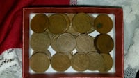 Make offer on these 40 wheat pennies 40s &50s Anderson, 46011