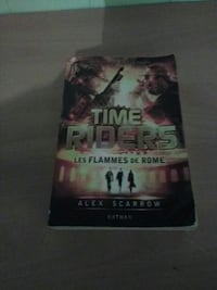Livre Time Riders