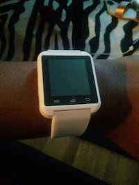 white Android Watch with white sports band Washington, 20032