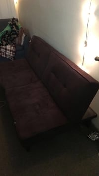 Black Futon Sofa Couch San Jose, 95112