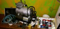 black and gray air compressor Mount Airy, 21771