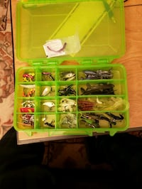 Fishing tackle East Dundee