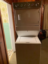 Maytag stacked washer and dryer  Sharon, 16146
