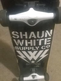 Shaun White Supply Company skateboard