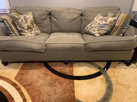 Sofa, Loveseat, Two Accent Chairs