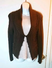 Brown Cable Knit Sweater Albuquerque, 87109