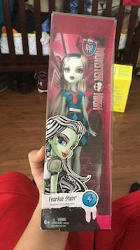 Monster High Doll Manchester, 03103
