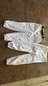 Youth large and xl baseball pants and under armour Fresno, 93720