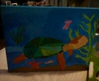 sea turtle artwork Louisville, 40223