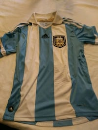 Youth Large Argentina Soccer Jersey Aspen Hill, 20906