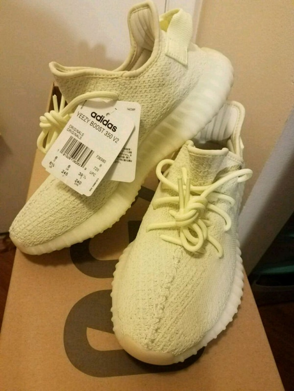 db51dcea450 Used Yeezy Boost 350 v2 Butter for sale in Tamarac - letgo
