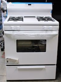 """Frigidaire 30"""" Gas Range with 5.0 Cu.Ft Self Clean Oven 547 km"""