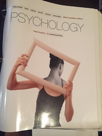 Psychology From Inquiry to Understanding 3rd Edition