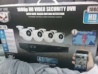 Wired Night Owl security camera system infared Columbus, 43223