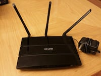 Wi-Fi router TP-LINK AC 1750 Rockville, 20850
