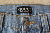 $950 Authentic Gucci jeans  Calgary, T3H 2X2