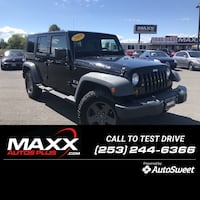 2009 Jeep Wrangler Unlimited X Puyallup, 98371