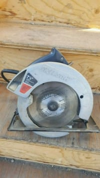 gray and black Skilsaw circular saw Calgary, T3B 1Z6