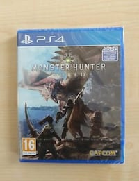 Monster Hunter World Ps4 (Nuovo)