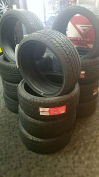 All season tires (100 days no interest) Chicago