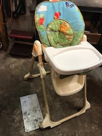 Baby chair V. G. Cond' clean