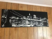 NYC canvas photo  Four Oaks, 27524