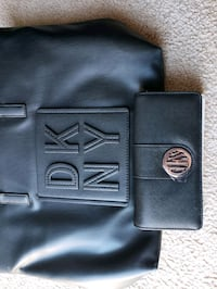 Brand new DKNY purse and guess wallet
