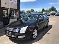 2007 Ford Fusion Black Vancouver, 98663