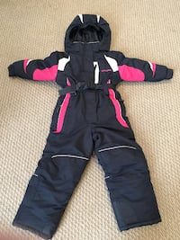 TODDLER SIZE 5 NORTHPEAK WINTERSUIT. London