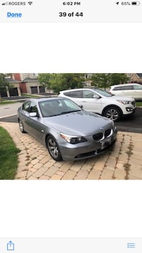 2007 BMW 5-Series Richmond Hill