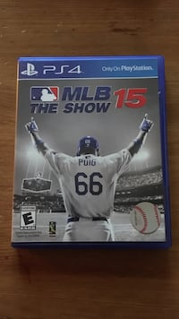 PS4 MLB The Show 15 Game Spencer, 51301