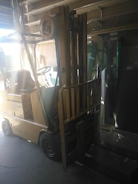 Caterpillar T60B with 1404 Cat engine only 963 hrs Surrey, V3S 1X7