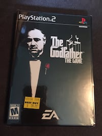 PS2 The Godfather Livonia, 48152