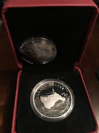 Royal Canadian mint SILVER coins  Pickering, L1V 6J8