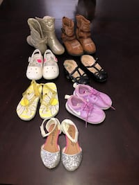 Toddler shoes size 6 & 7 Stafford, 22556