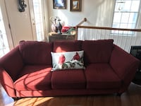 Couch and matching chair from Macy's