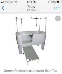 Professional Pet grooming tub East Bangor, 18013