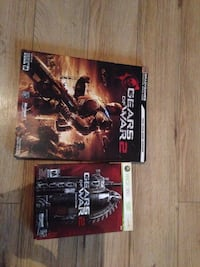 Gears of war 2 and guid