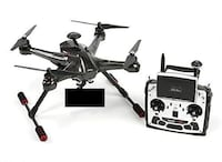 New Condition  Walkera Scout X4 Ready to Fly FPV R Burnaby, V5E 1M7