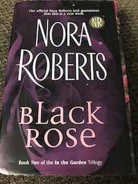 Black Rose book by Nora Roberts