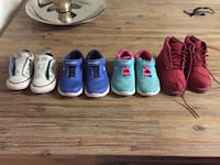Toddler size 7 shoes and timberlands  Toronto, M1K