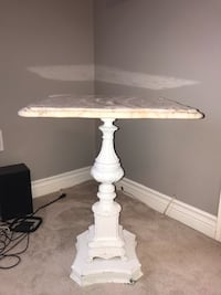 Marble table  Mississauga, L5W 1B1