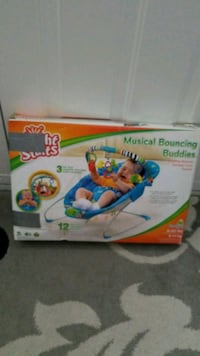 Fisher-Price activity gym box Toronto, M6M 2L6