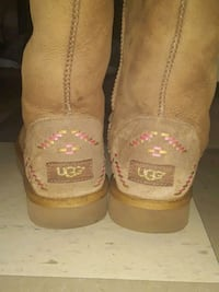 Used ugg boots size 10