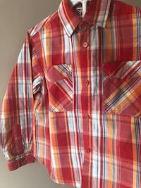 Boys shirt. 6-7 years old. 128 cm. Toronto, M9C 3W1