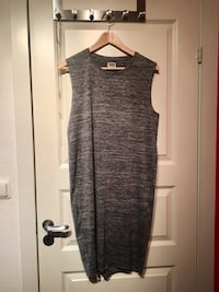 Grey dress from Weekday Oslo, 1069
