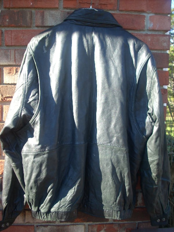 American Classics leather jacket 1