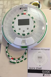 New Electronic pill dispenser Los Angeles, 91326